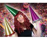 Mega party hoed
