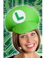 chapeau vert Luigi PWA2517