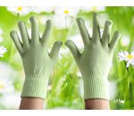 Gloves green one size