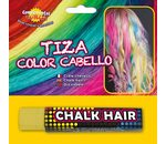 Hair Color Chalk Yellow