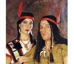 INDIAN MAN & WOMAN WIG