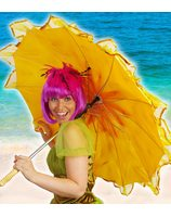 Umbrella luxury yellow PWA3384