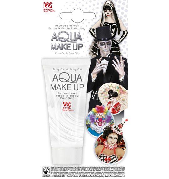 Water make-up white 30 ml
