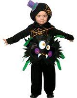 Crazy spider kids halloween costume SM-35650