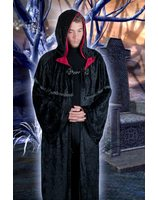 Gothic priest halloween coat lask0474