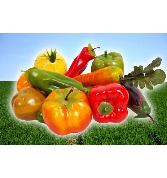 Assortiment groenten