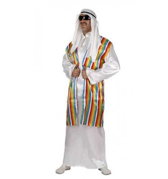 Arabier verkleed pak voor mannen