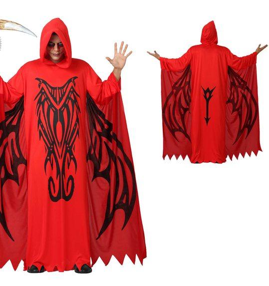 Kostuum duivel voodoo man halloween M-L