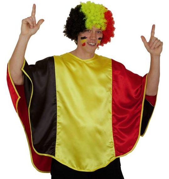 Poncho Belgie