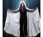 Cape satin white