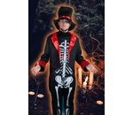 Costume Squelette homme