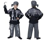 Halloween pirate costume for children