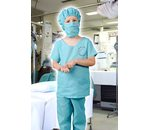 Surgeon child costume